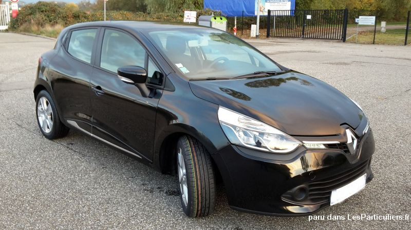 renault clio 4 expression vehicules voitures bas-rhin