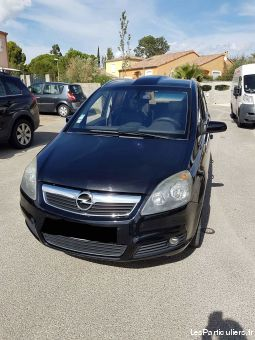 opel zafira 150cv 7 places année 2008 vehicules voitures hérault