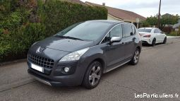 peugeot 3008 pack premium vehicules voitures moselle