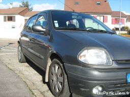 renault clio 2 rxe  vehicules voitures côte-d'or