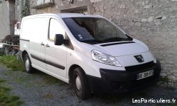 peugeot expert 1.9 hdi 90cv - an 2011 vehicules utilitaires gironde