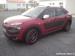 c4 cactus feel edition  vehicules voitures charente-maritime