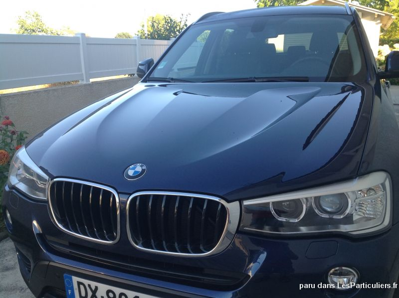bmw x3 xdrive 190 vs finition executive vehicules voitures lot-et-garonne