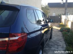 BMW X3 Xdrive 190 vs finition executive