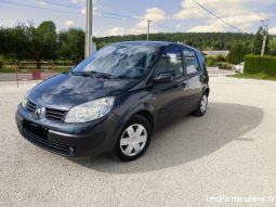 renault scénic 1.5l dci 105 expression vehicules voitures aube