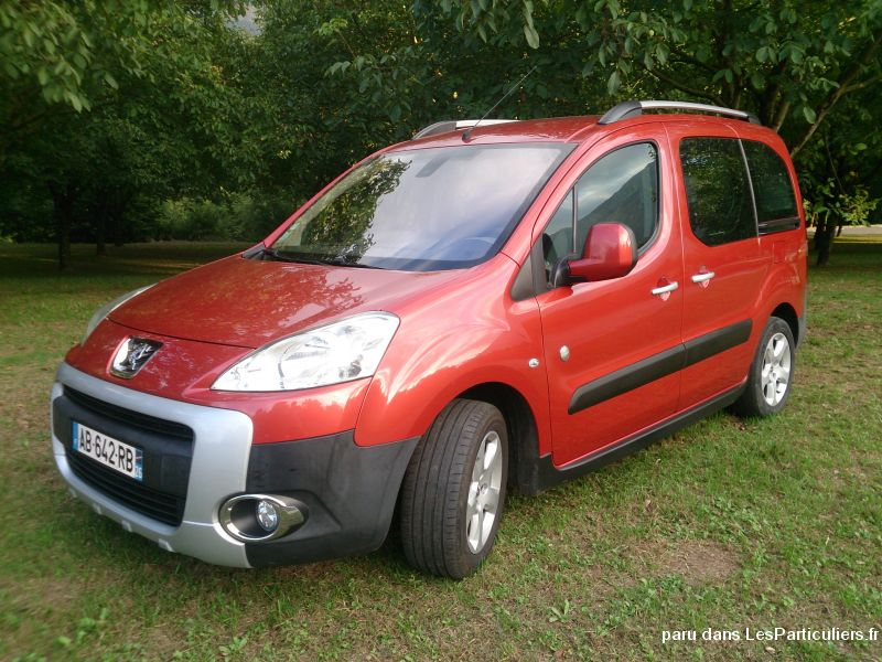 peugeot partner 1, 6l hdi 110cv tepee outdoor  vehicules voitures isère