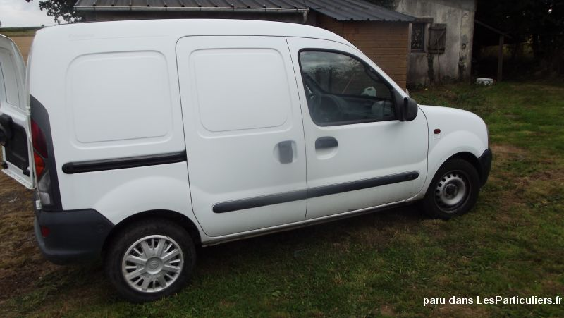 utilitaire renault kangoo vehicules voitures calvados