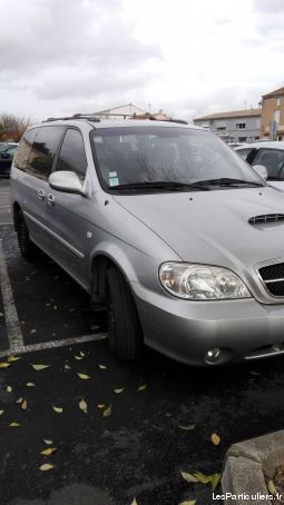 kia carnival vehicules voitures charente-maritime