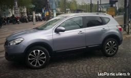 QASHQAI Connect Edition 1.5 dci 110 faible kms