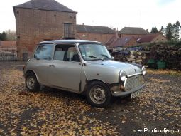austin mini 1988 mayfair automatic vehicules voitures nord