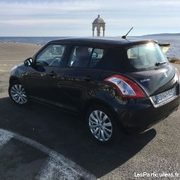 belle suzuki swift vehicules voitures alpes-maritimes