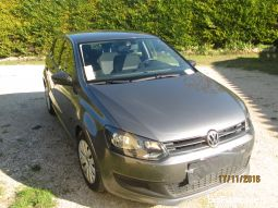 volkswagen polo 1.6tdi 75cv vehicules voitures vaucluse