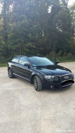 audi a3 2.0 tdi 140 ambition vehicules voitures meuse