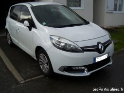 scenic 3 zen phase 3 dci 110 fap energy eco2 s&s vehicules voitures vendée