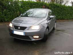 seat ibiza sc 1.6 tdi 90 ch style 50000 kms 2013  vehicules voitures oise