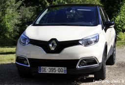 Renault Captur énergy dci 90 éco 2 intens