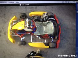 karting rotaxmax 125cc vehicules autres nord
