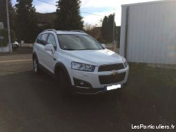 chevrolet captiva 2.2vcdi 184 ltz s&s awd 7places vehicules voitures moselle