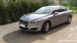 peugeot 508 blue hdi  eat6 vehicules voitures haute-saône