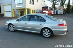 peugeot 607 2.2 hdi 170 cv griffe - 79000 km vehicules voitures gironde