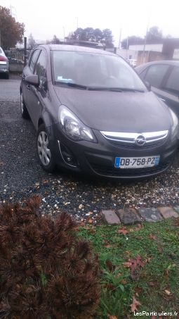 opel corsa toutes options vehicules voitures gironde