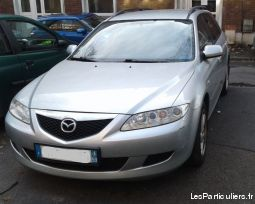 mazda 6 fw 136 cv 1400 €   vehicules voitures nord