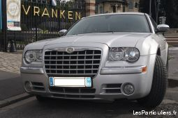 chrisler 300c crd touring v6 3l model 2008 vehicules voitures marne