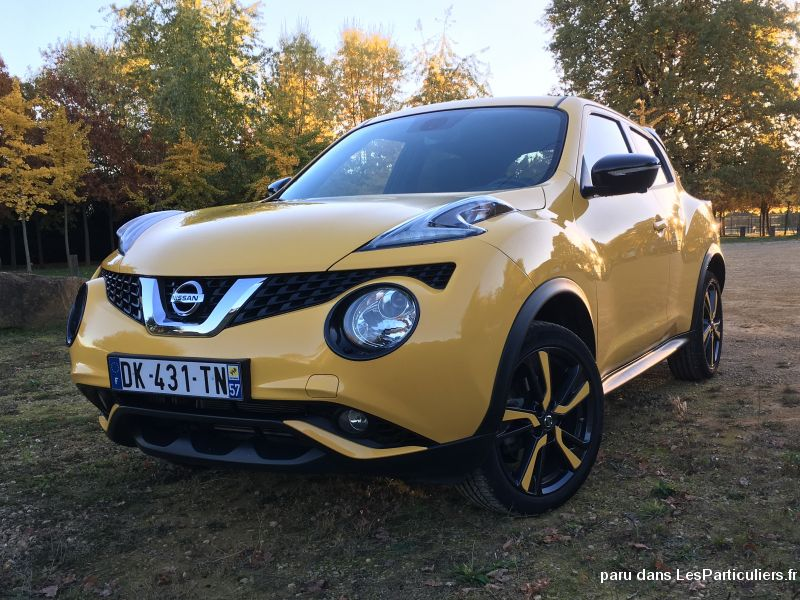 nissan juke 1,6l dig-t 190cv connect edition vehicules voitures moselle