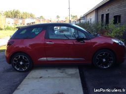 ds3 1.6 ehdi 115ch sport chic vehicules voitures gironde