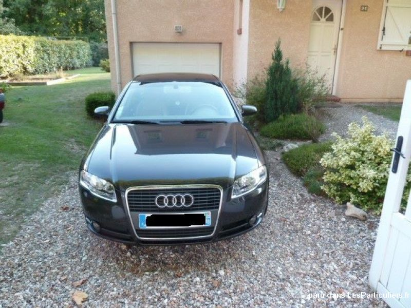 audi a4  1.9 tdi ambiante vehicules voitures seine-maritime