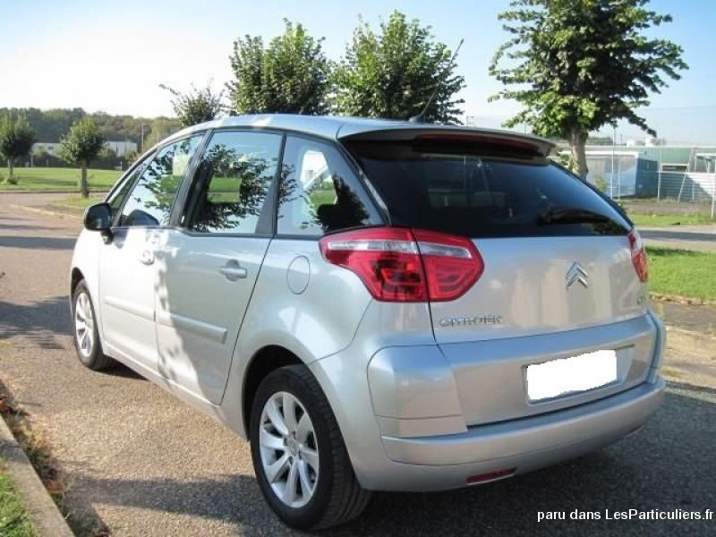 citroën c4 picasso 2.0 hdi138 vehicules voitures yvelines