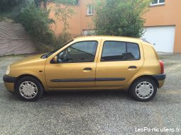 clio 2 rxe - 141000 km - 4 cv vehicules voitures manche
