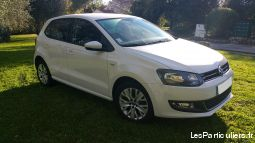volkswagen polo life tdi 90 ch 5 portes vehicules voitures alpes-maritimes