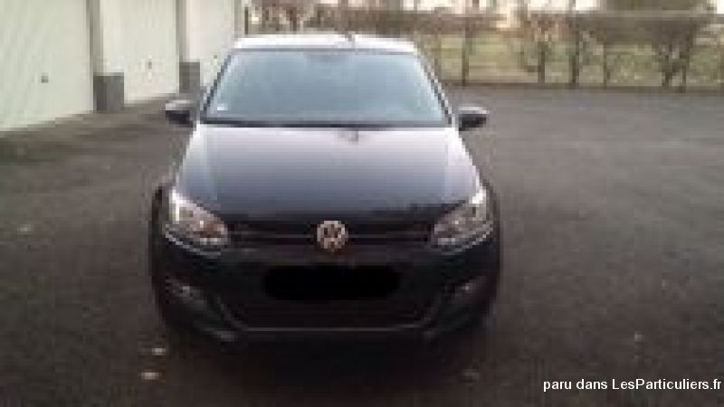 polo life 1.2l trend 70 ch. millésime 2014 vehicules voitures bas-rhin