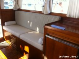 TRAWLER 30 SEDAN - ISLAND GYPSY