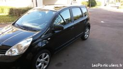 nissan note - 1. 5  diesel dci 86 life+ vehicules voitures val-de-marne