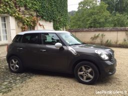 mini countryman cooper d pack red hot chili vehicules voitures hauts-de-seine