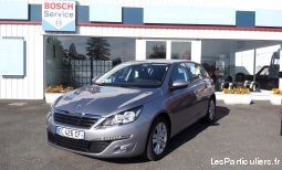 peugeot 308 1.6 bluehdi 120 s&s bvm6 active plus vehicules voitures allier