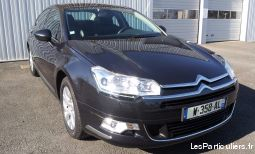 citroën c5 berline 2.0 hdi 140 millénium plus vehicules voitures allier