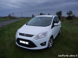 ford c-max 1. 0 ecoboost 100 ch bvm6 s&s edition. pa vehicules voitures dordogne