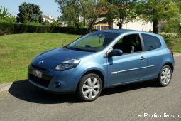 clio iii exception tomtom 3p tce 100 eco2 euro5 vehicules voitures tarn