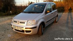 fiat panda 2012 - dynamic - 5 portes - climatisée vehicules voitures gironde