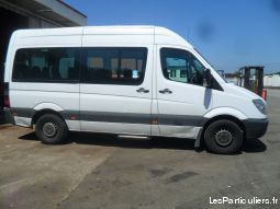 Mercedes mini bus sprinter 311 cdi