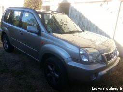 nissan xtrail vehicules voitures yvelines