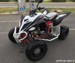 quad yamaha 700 raptor vehicules motos alpes-maritimes