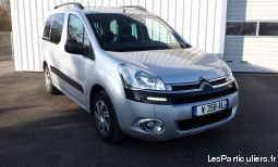 citroen berlingo multispace 1.6 hdi confort plus vehicules voitures allier