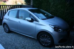 peugeot 208 allure vehicules voitures nord
