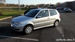 vw polo iii 1.4 essence match climatisation vehicules voitures seine-et-marne