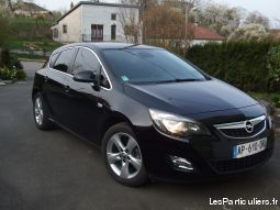 opel astra j 1.7cdti 125cv sport vehicules voitures moselle