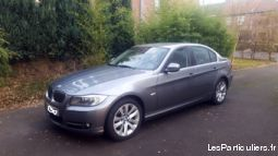 bmw 318d connected drive 07/11/2011 - 42 000 km vehicules voitures nord